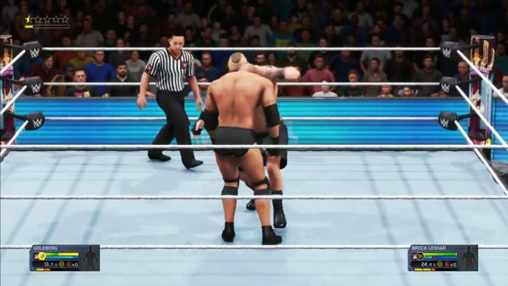 System Requirements of WWE 2K20