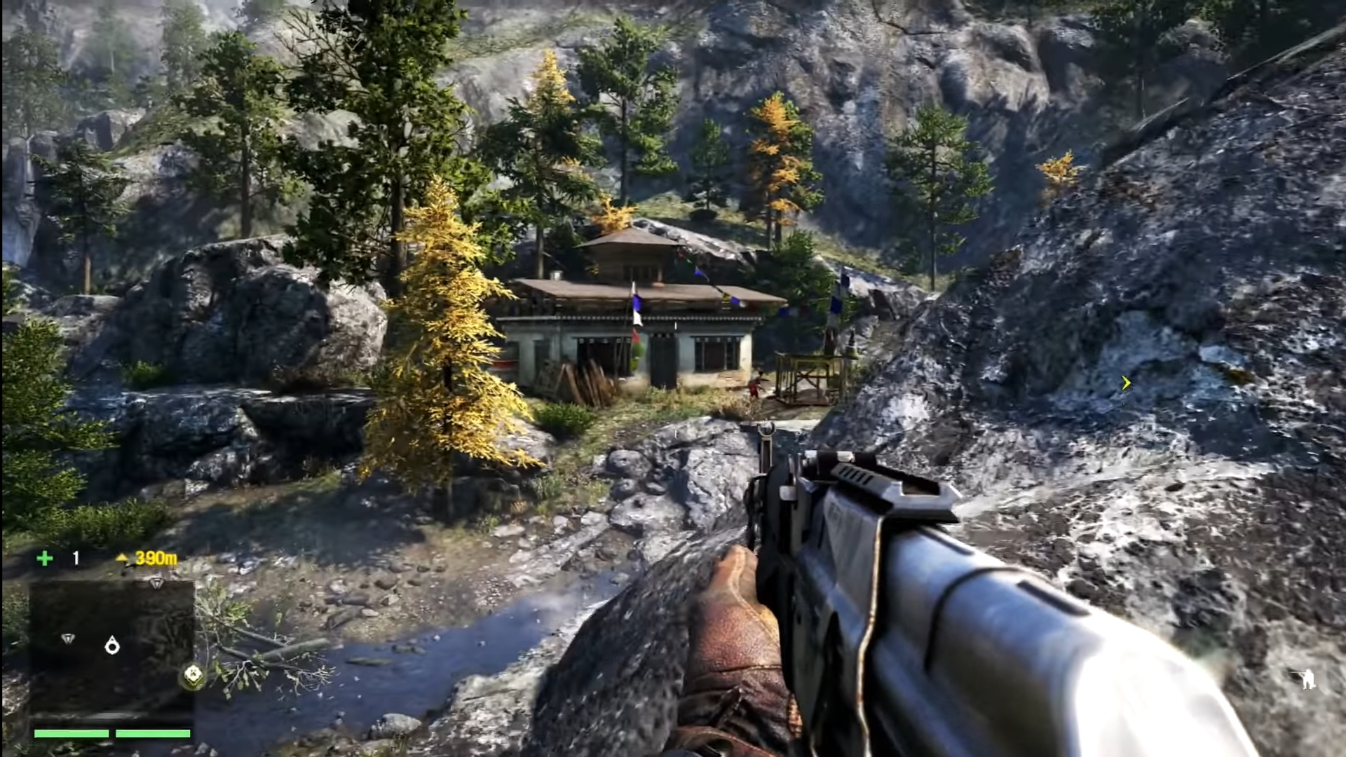 Far Cry 4 Highly Compressed
