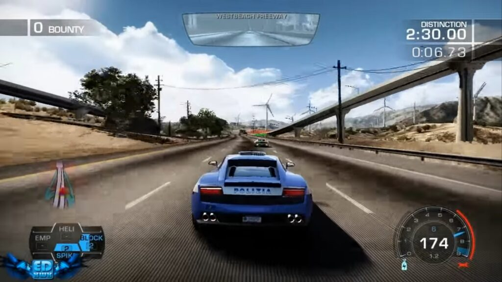NFS Hot Pursuit Highly Compressed for PC