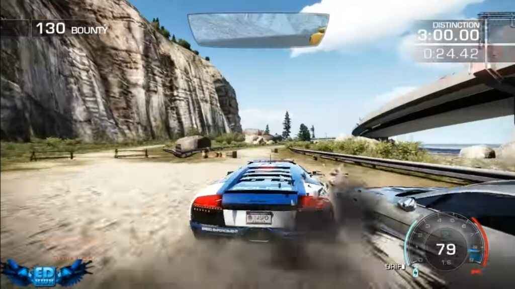 NFS Hot Pursuit Highly Compressed game