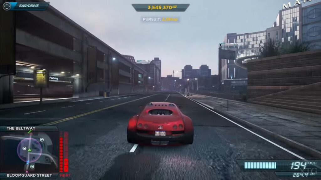 Download NFS Most Wanted 2012 Highly Compressed