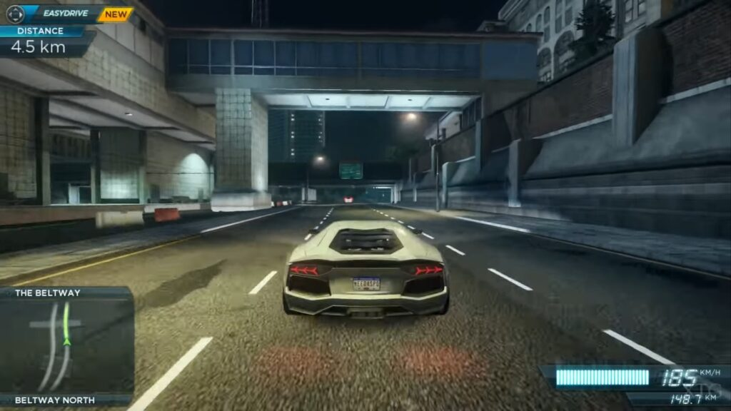 NFS Most Wanted 2012 Highly Compressed