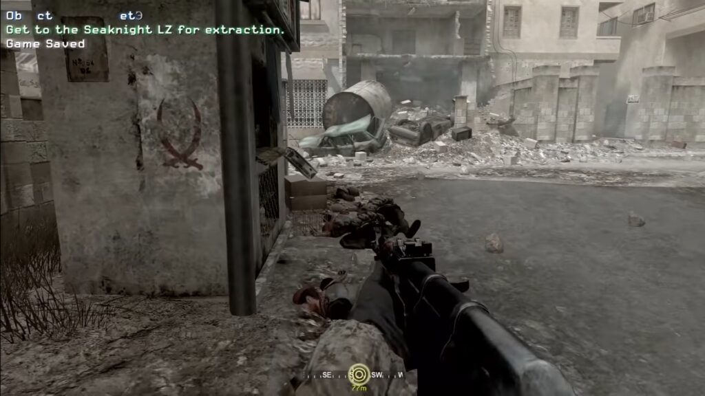 Call of Duty Modern Warfare Highly Compressed