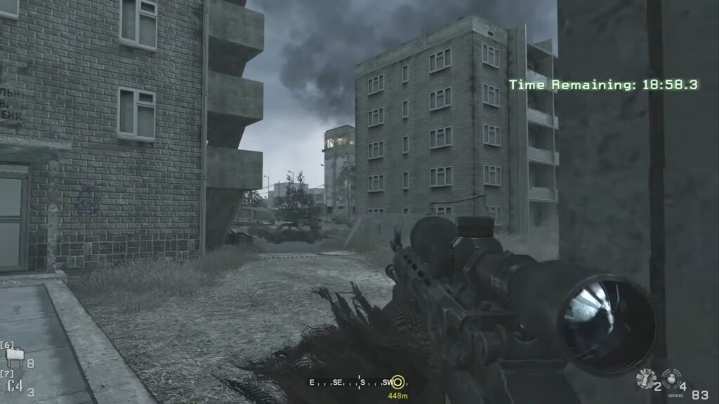 Call of Duty Modern Warfare Highly Compressed for PC