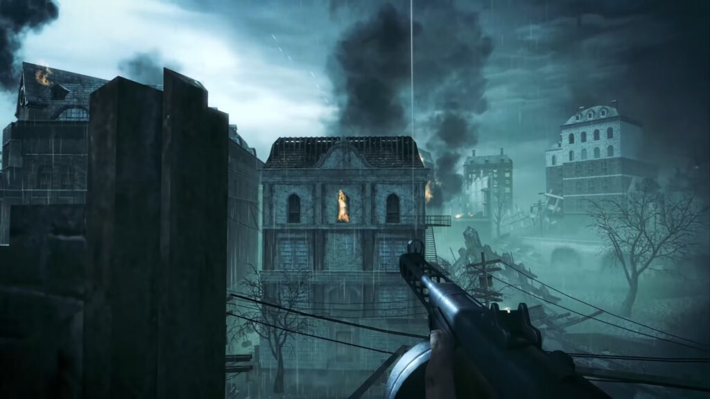 Download Call of Duty World at War Highly Compressed